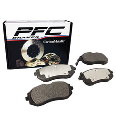 7855.11-Rear PFC Z-Rated Performance Pads