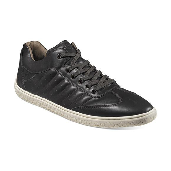 Piloti Pistone Charcoal Leather Shoes