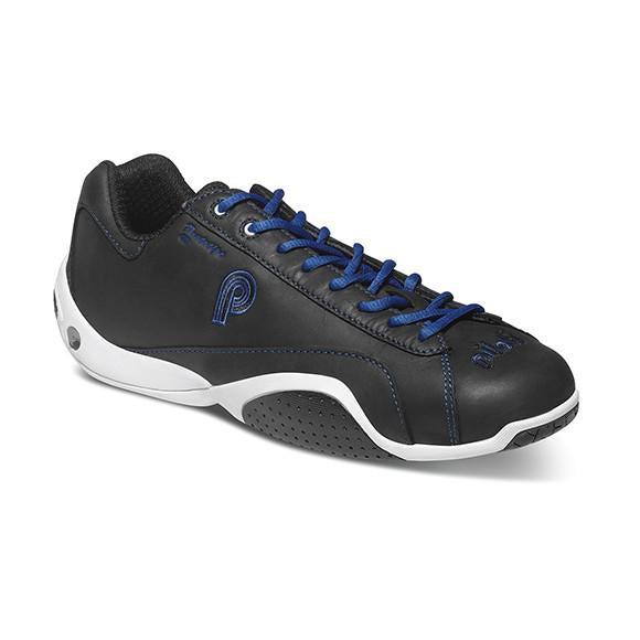 Piloti Prototipo GT Black-Blue Shoes