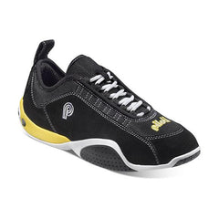 Piloti Spyder S1 Black-Yellow-White Shoes