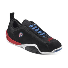 Piloti Spyder S1 Black-Red-Blue Shoes