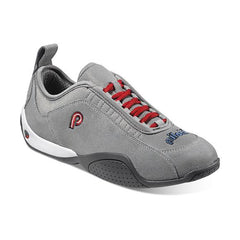Piloti Spyder S1 Grey-Red-White Shoes