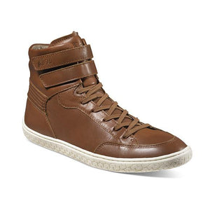 Piloti Superstrada Camel Brown Leather Shoes