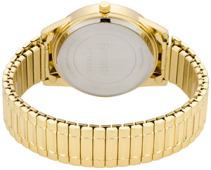 Classic Gold Expansion Bracelet 38 mm Case - FT16301