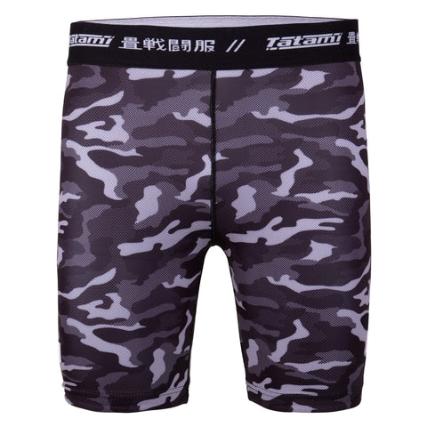 Rival Black & Camo VT Shorts