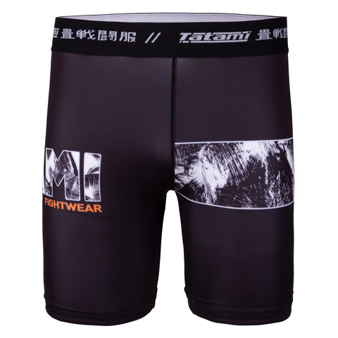 Tropic Black VT Shorts