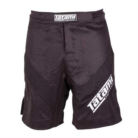 Dynamic Fit IBJJF Black Shorts
