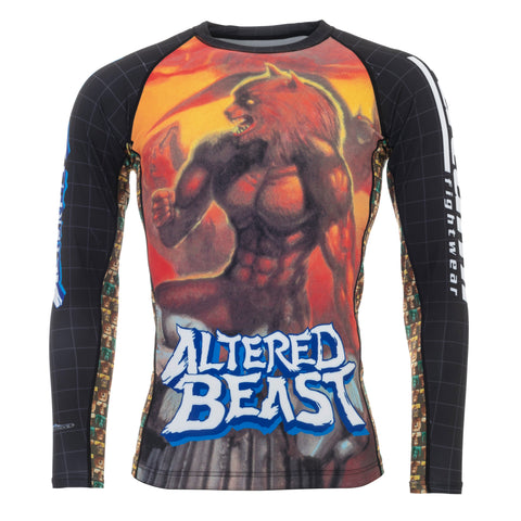 Sega Altered Beast Rash Guard
