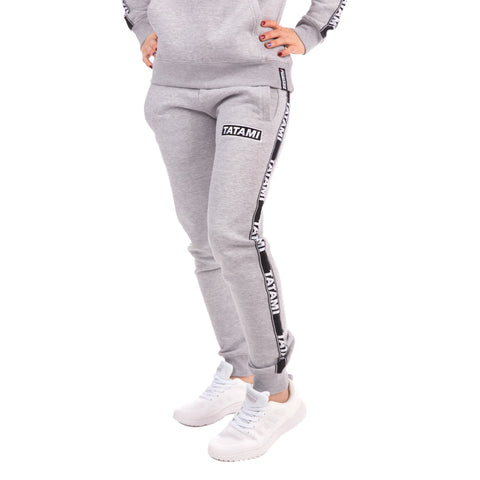 Ladies Dweller Joggers - Grey