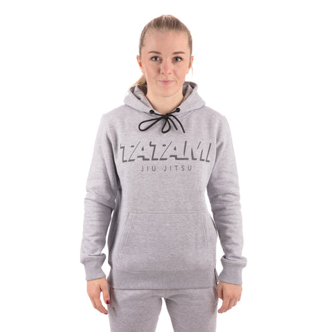 Ladies Shadow Collection Hoodie - Grey