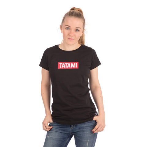 Ladies New Addition T-Shirt - Black