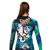 Ladies King Sloth Rash Guard