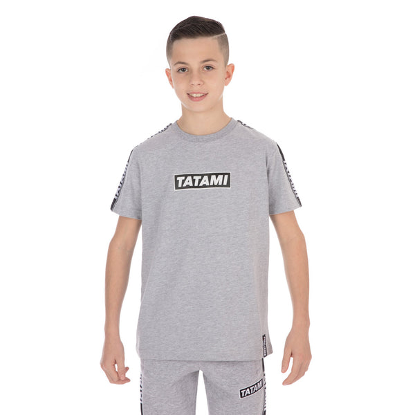 Kids Dweller Tshirt - Grey