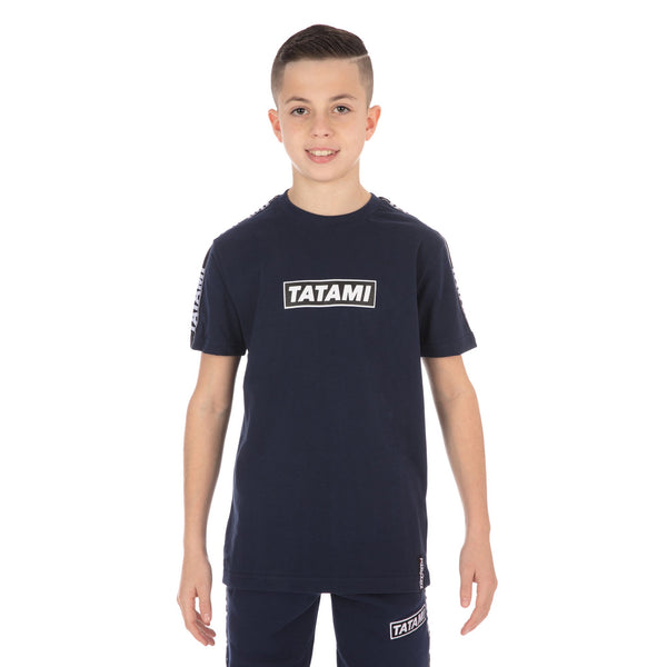 Kids Dweller Tshirt - Navy
