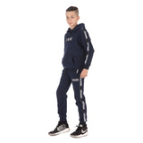 Kids Dweller Tracksuit (Hoodie and Joggers) - Navy