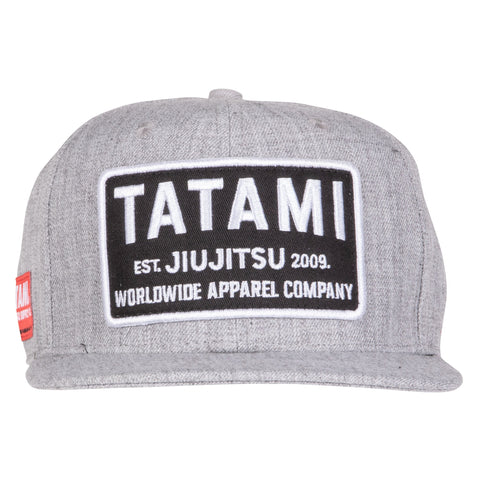 Tatami Global Snapback - Grey