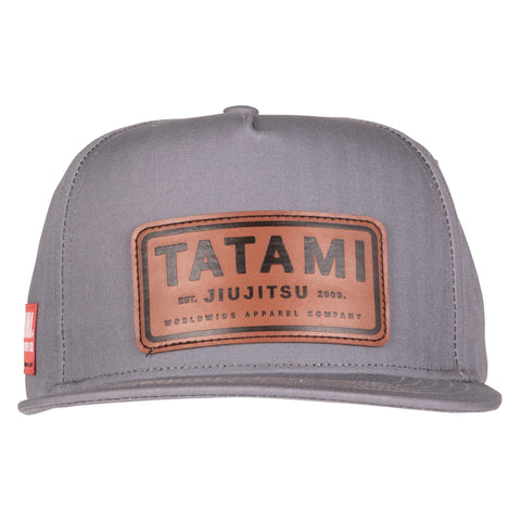 Tatami Global Vintage Snapback - Grey