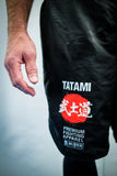 Bushido Black Grappling Shorts