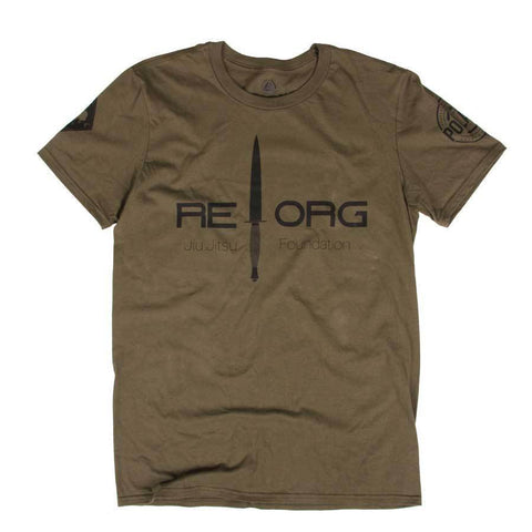 Polaris 6 x REORG Green T-Shirt