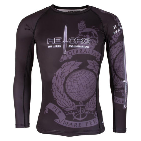 REORG Rash Guard Jaguar