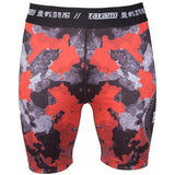 Renegade Red Camo VT Shorts