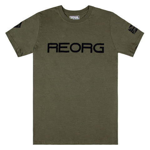 REORG Jungle T-Shirt Green 2020