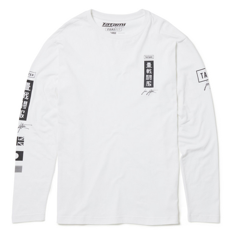 Signature Long Sleeve T-Shirt - White