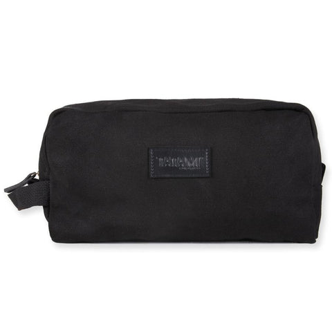 Tatami Black Wash Bag