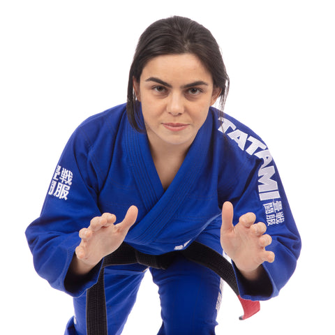 Ladies Essential Gi - Blue