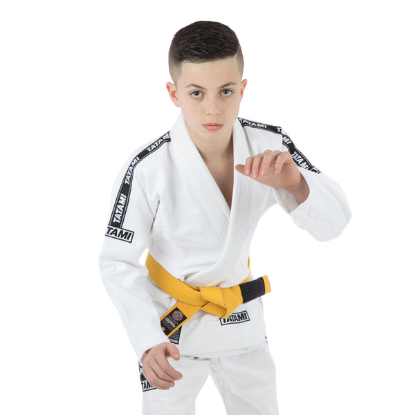 Kids Dweller Gi - White