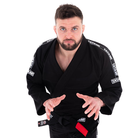 Dweller Gi - Black
