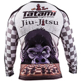 Chess Gorilla Rash Guard