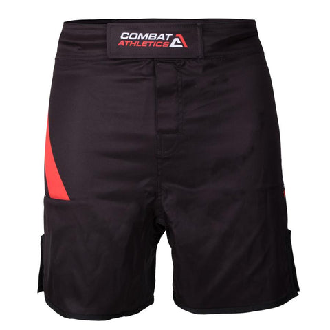 Combat Athletics Micro Advanced MMA Black Shorts