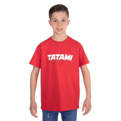 Kids Essential 2019 T-Shirt - Red