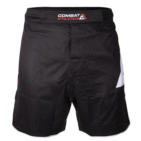 "Combat Athletics 6"" MMA Black Shorts"