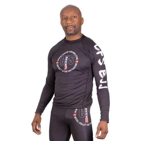 CFS Team Rash Guard