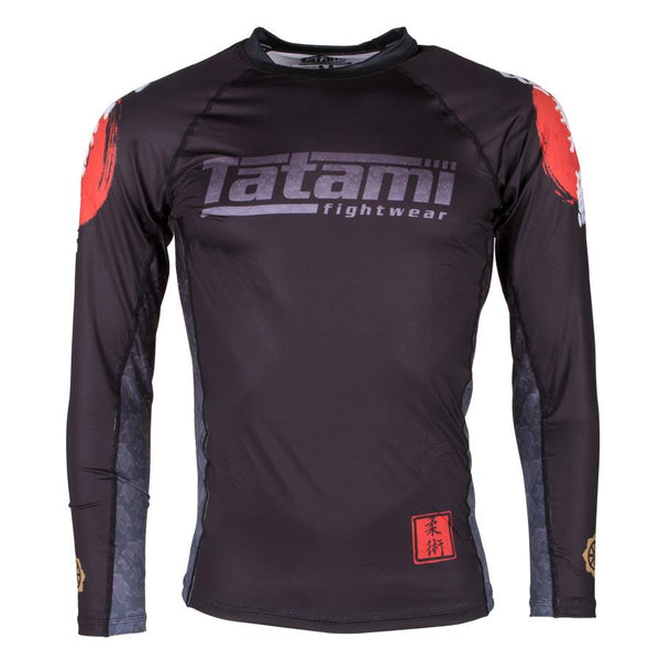 Japan Series - Maple Koi Rash Guard