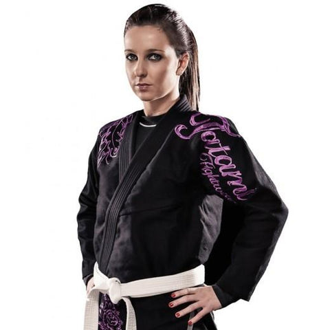 Ladies Black Phoenix BJJ Gi