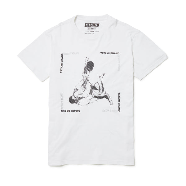 Newaza Short Sleeve T-Shirt - White