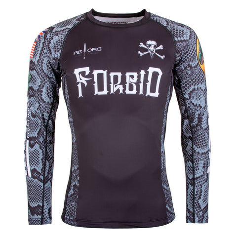 Reorg Giza Rash Guard