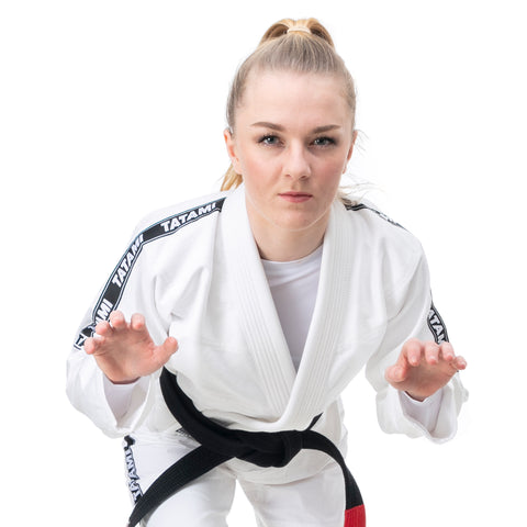 Ladies Dweller Gi - White