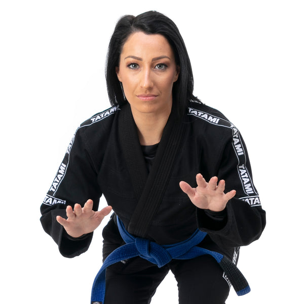 Ladies Dweller Gi - Black
