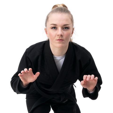 Ladies Stealth Gi - Black