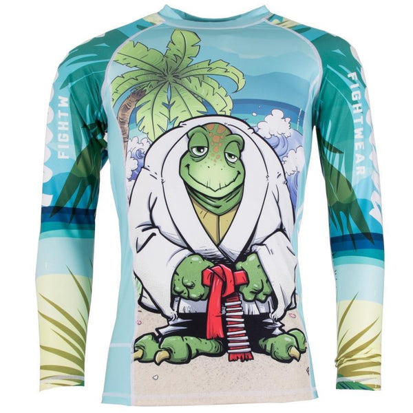 Turtle Guard Rash Guard