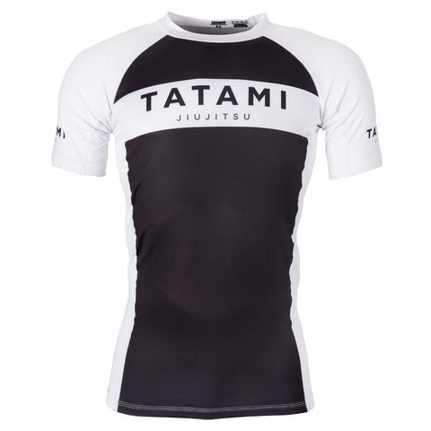 Original Rash Guard - Black & White