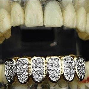 Image of Grillz Bottom