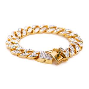 Iced Out Cuban Bracelet (Special Offer)