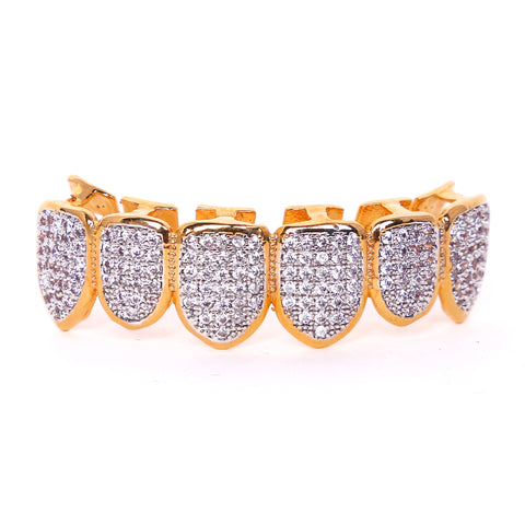 Image of Grillz Top Gold