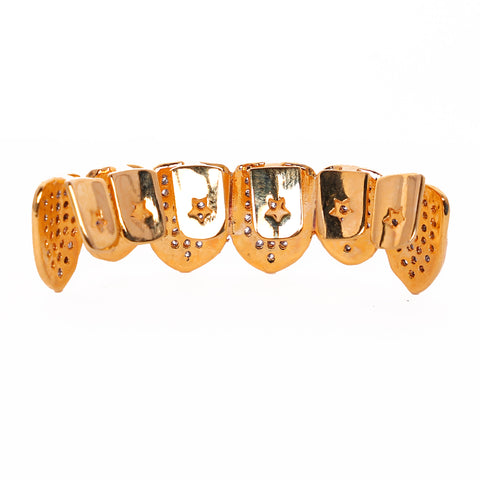 Grillz Top Gold