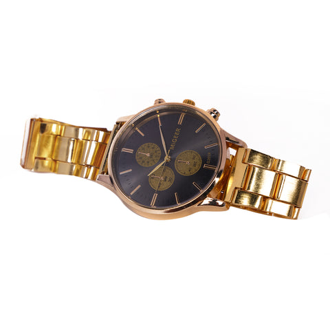 Image of MiGeer Gold Black Watch